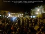 14 poze foto protest bucuresti universitate calea victoriei 3 septembrie 2013 impotriva proiectul minier cianuri rosia montana exploatarea gaze sist fracturare hidraulica pericole