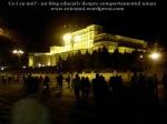 14 poze imagini foto protest miting manifestatie protestatari 5 septembrie 2013 proiect rosia montana bucuresti palatul parlamentului casa poporului scandari impotriva politicieni