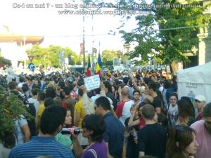 15  poze imagini video protest de strada miting proiect cianuri salvati rosia montana 1 09 septembrie 2013 bucuresti universitate impotriva gazelor de sist lege guvernul ponta rmgc