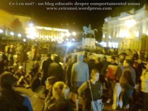 16 poze foto protest bucuresti universitate calea victoriei 3 septembrie 2013 impotriva proiectul minier cianuri rosia montana exploatarea gaze sist fracturare hidraulica pericole