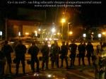 2 poze imagini foto protest miting manifestatie universitate fantana arhitectura 5 septembrie 2013 proiectul rosia montana bucuresti cordon jandarmi magheru balcescu bulevard
