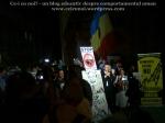 2 protest miting manifestatie bucuresti universitate zona fantana 9 septembrie 2013 rosia montana gaze de sist coruptie politicieni uniti salvam rosia montana probleme mediu