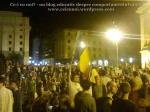 20 poze foto protest bucuresti universitate calea victoriei 3 septembrie 2013 impotriva proiectul minier cianuri rosia montana exploatarea gaze sist fracturare hidraulica pericole