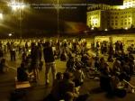 23 poze imagini foto protest miting manifestatie protestatari 5 septembrie 2013 proiect rosia montana bucuresti palatul parlamentului casa poporului scandari impotriva politicieni
