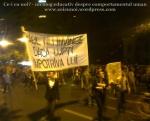 24 mars protest bucuresti universitate 15 septembrie 09 2013 uniti salvam rosia montana anti proiect cianuri exploatare gaze sist coruptie mafie politicieni sclavie moderna hotie