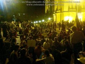 24 poze foto protest bucuresti universitate calea victoriei 3 septembrie 2013 impotriva proiectul minier cianuri rosia montana exploatarea gaze sist fracturare hidraulica pericole