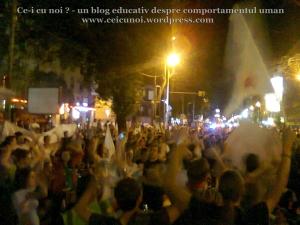24  poze imagini video protest de strada miting proiect cianuri salvati rosia montana 1 09 septembrie 2013 bucuresti universitate impotriva gazelor de sist lege guvernul ponta rmgc