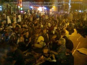 26  poze imagini video protest de strada miting proiect cianuri salvati rosia montana 1 09 septembrie 2013 bucuresti universitate impotriva gazelor de sist lege guvernul ponta rmgc