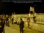 35 poze imagini foto protest miting manifestatie protestatari 5 septembrie 2013 proiect rosia montana bucuresti palatul parlamentului casa poporului pancarte aur cianuri slogan