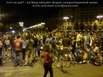 36 poze imagini foto protest miting manifestatie protestatari 5 septembrie 2013 proiect rosia montana bucuresti palatul parlamentului casa poporului scandari impotriva politicieni
