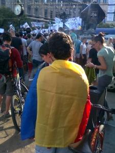 4  poze imagini video protest de strada miting proiect cianuri salvati rosia montana 1 09 septembrie 2013 bucuresti universitate impotriva gazelor de sist lege guvernul ponta rmgc