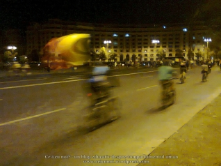 43 biciclisti protesteaza pe bicicleta parlament poze imagini foto protest miting manifestatie protestatari 5 septembrie 2013 proiect rosia montana bucuresti palat casa poporului