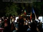 6 protest miting manifestatie bucuresti universitate zona fantana 9 septembrie 2013 rosia montana gaze de sist coruptie politicieni uniti salvam rosia montana probleme mediu