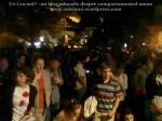 8 protest manifestatie miting proiect rosia montana anti exploatare gaze sist bucuresti universitate piata universitatii fantana argumente cianura coruptie politicieni imorali