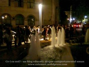 9 poze foto protest bucuresti universitate calea victoriei 3 septembrie 2013 impotriva proiectul minier cianuri rosia montana exploatarea gaze sist fracturare hidraulica pericole