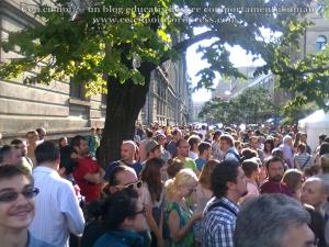 9  poze imagini video protest de strada miting proiect cianuri salvati rosia montana 1 09 septembrie 2013 bucuresti universitate impotriva gazelor de sist lege guvernul ponta rmgc