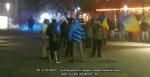 poze imagini foto protest miting manifestatie bucuresti 22 decembrie 12 2013 stegarul dac rosia montana gaze sist coruptie politicieni mafioti jos mafia impotriva exploatarii si sclaviei 3