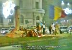 poze imagini foto protest miting manifestatie bucuresti 22 decembrie 12 2013 stegarul dac rosia montana gaze sist coruptie politicieni mafioti jos mafia impotriva exploatarii si sclaviei 4