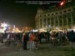 poze imagini foto protest rosia montana 10 noiembrie 11 2013 bucuresti piata universitatii universitate statui ateliere creatie mesaje impotriva contra gazelor de sist 1