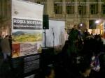 poze imagini foto protest rosia montana 10 noiembrie 11 2013 bucuresti piata universitatii universitate statui ateliere creatie mesaje impotriva contra gazelor de sist 11