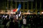poze imagini foto protest rosia montana 10 noiembrie 11 2013 bucuresti piata universitatii universitate statui ateliere creatie mesaje impotriva contra gazelor de sist 20