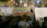poze imagini foto protest rosia montana 10 noiembrie 11 2013 bucuresti piata universitatii universitate statui ateliere creatie mesaje impotriva contra gazelor de sist 7