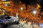 protest strada 3 septembrie 2013 romanii pentru impotriva proiectului minier cianuri rosia montana exploatarea gazelor de sist fracturare hidraulica universitate piata Bucuresti 2