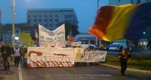 105 galerie poze imagini foto mars protest miting rosia montana bucuresti 13 octombrie 10 2013 manifestatie anti contra impotriva proiectului minier cu cianuri RMGC pancarte