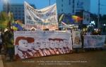107 galerie poze imagini foto mars protest miting rosia montana bucuresti 13 octombrie 10 2013 manifestatie anti contra impotriva proiectului minier cu cianuri RMGC pancarte