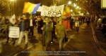 115 galerie poze imagini foto mars protest miting rosia montana bucuresti 13 octombrie 10 2013 manifestatie anti contra impotriva proiectului minier cu cianuri RMGC pancarte