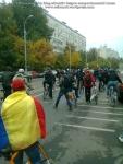 18 galerie poze imagini foto mars protest miting rosia montana bucuresti 13 octombrie 10 2013 manifestatie anti contra impotriva proiectului minier cu cianuri RMGC pancarte