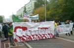 20 galerie poze imagini foto mars protest miting rosia montana bucuresti 13 octombrie 10 2013 manifestatie anti contra impotriva proiectului minier cu cianuri RMGC pancarte