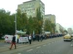 22 galerie poze imagini foto mars protest miting rosia montana bucuresti 13 octombrie 10 2013 manifestatie anti contra impotriva proiectului minier cu cianuri RMGC pancarte