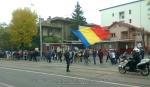 25 galerie poze imagini foto mars protest miting rosia montana bucuresti 13 octombrie 10 2013 manifestatie anti contra impotriva proiectului minier cu cianuri RMGC pancarte