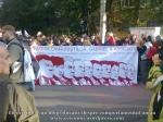 3 galerie foto poze imagini video proteste 6 octombrie 10 2013 rosia montana mars bucuresti cartier militari cotroceni universitate piata universitatii pancarta mafia aurului