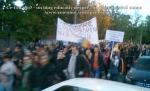 37 galerie foto poze imagini video proteste 6 octombrie 10 2013 rosia montana mars bucuresti cartier militari cotroceni universitate piata universitatii pancarta guvern oameni