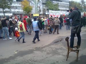 39 galerie poze imagini foto mars protest miting rosia montana bucuresti 13 octombrie 10 2013 manifestatie anti contra impotriva proiectului minier cu cianuri RMGC pancarte