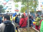 4 galerie poze imagini foto mars protest miting rosia montana bucuresti 13 octombrie 10 2013 manifestatie anti contra impotriva proiectului minier cu cianuri RMGC pancarte