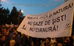 40 galerie foto poze imagini video proteste 6 octombrie 10 2013 rosia montana mars bucuresti cartier militari cotroceni universitate vrem apa viata natura nu cianura