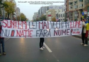 42 galerie poze imagini foto mars protest miting rosia montana bucuresti 13 octombrie 10 2013 manifestatie anti contra impotriva proiectului minier cu cianuri RMGC pancarte