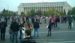 53 galerie poze imagini foto mars protest miting rosia montana bucuresti 13 octombrie 10 2013 manifestatie anti contra impotriva proiectului minier cu cianuri RMGC pancarte