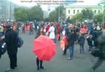 56 galerie poze imagini foto mars protest miting rosia montana bucuresti 13 octombrie 10 2013 manifestatie anti contra impotriva proiectului minier cu cianuri RMGC pancarte