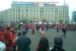 64 galerie poze imagini foto mars protest miting rosia montana bucuresti 13 octombrie 10 2013 manifestatie anti contra impotriva proiectului minier cu cianuri RMGC pancarte