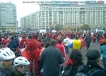 65 galerie poze imagini foto mars protest miting rosia montana bucuresti 13 octombrie 10 2013 manifestatie anti contra impotriva proiectului minier cu cianuri RMGC pancarte