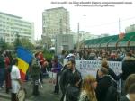 7 galerie poze imagini foto mars protest miting rosia montana bucuresti 13 octombrie 10 2013 manifestatie anti contra impotriva proiectului minier cu cianuri RMGC pancarte