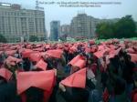 75 galerie poze imagini foto mars protest miting rosia montana bucuresti 13 octombrie 10 2013 manifestatie anti contra impotriva proiectului minier cu cianuri RMGC pancarte