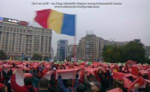 77 galerie poze imagini foto mars protest miting rosia montana bucuresti 13 octombrie 10 2013 manifestatie anti contra impotriva proiectului minier cu cianuri RMGC pancarte