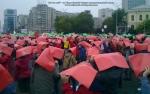 79 galerie poze imagini foto mars protest miting rosia montana bucuresti 13 octombrie 10 2013 manifestatie anti contra impotriva proiectului minier cu cianuri RMGC pancarte