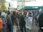 8 galerie poze imagini foto mars protest miting rosia montana bucuresti 13 octombrie 10 2013 manifestatie anti contra impotriva proiectului minier cu cianuri RMGC pancarte
