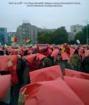 83 galerie poze imagini foto mars protest miting rosia montana bucuresti 13 octombrie 10 2013 manifestatie anti contra impotriva proiectului minier cu cianuri RMGC pancarte